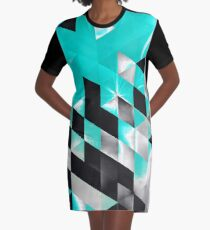 dylyvyry Graphic T-Shirt Dress