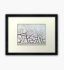 Naked Forest Framed Print