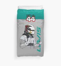 Lewis Hamilton - Still I Rise Duvet Cover