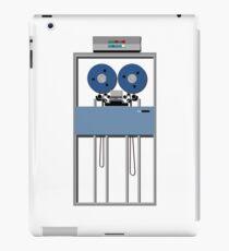 Mainframe Tape Drive iPad Case/Skin