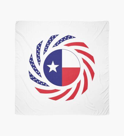 Texan Murican Patriot Flag Series Scarf