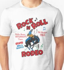 Rock n Roll Rodeo Unisex T-Shirt