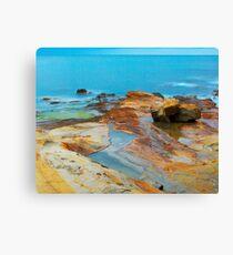 Mediterranean dawn Canvas Print