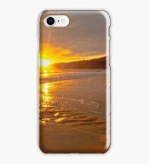 Jumping Into Sunrise iPhone Case/Skin