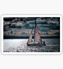 Red Sails In The Sunset Sticker