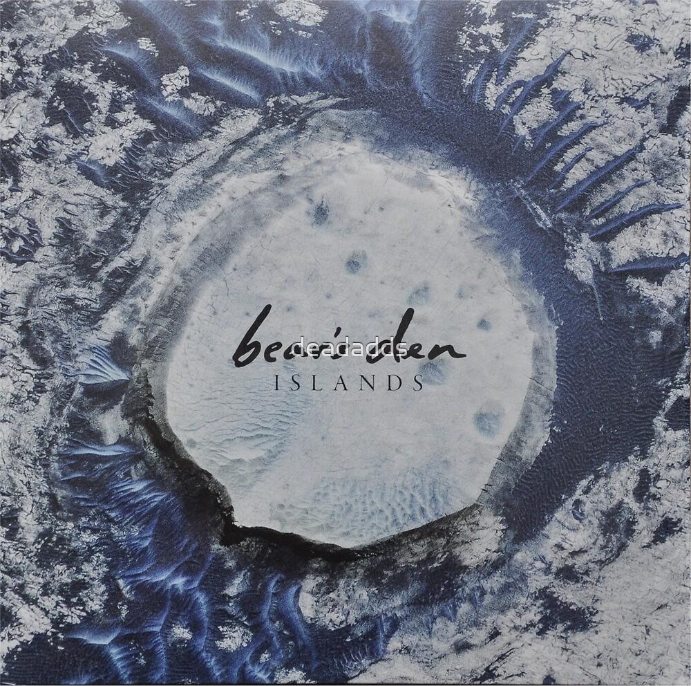Bear's Den Islands LP Vinyl cover by deadadds