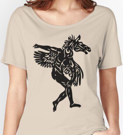 Equus-Man Women's Relaxed Fit T-Shirt