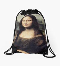 Mona Lisa von Leonardo Da Vinci Turnbeutel