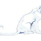 White Tiger Crown by TastesLikeAnya