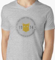 All Hail Zorp, Parks and Recreation Mens V-Neck T-Shirt