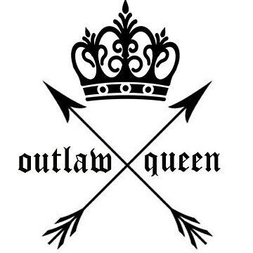 Outlaw Queen - Simple by Myau