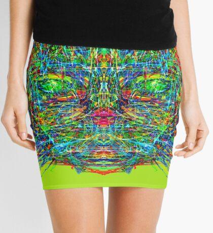 Tapetum lucidum Mini Skirt