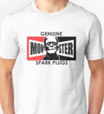 Genuine Monster Spark Plugs Unisex T-Shirt