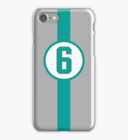 Rosberg 6 iPhone Case/Skin