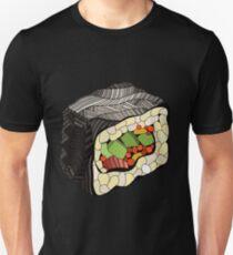 Sushi illustration Unisex T-Shirt