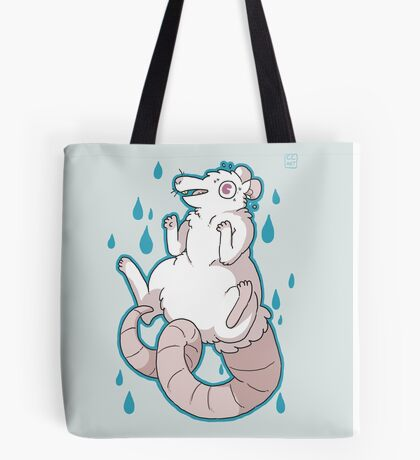 Nervous Rat Tote Bag