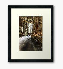 St Conans Kirk - Scotland Framed Print
