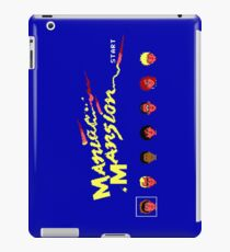 Maniac Mansion iPad Case/Skin
