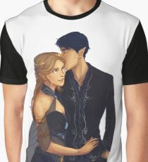 Feyre and Rhysand Graphic T-Shirt