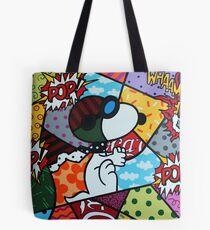 Snoopy POP Tote Bag