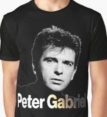 PETER GABRIEL TOUR  Graphic T-Shirt