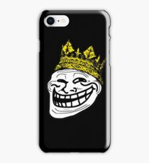 Troll King / MEME King iPhone Case/Skin