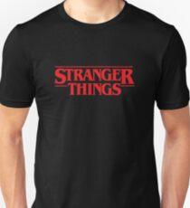 STRANGER THINGS SOLID LOGO T-Shirt