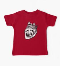 Troll King / MEME King Kids Clothes