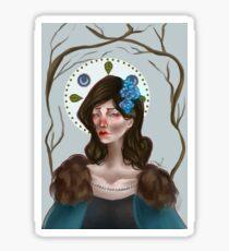 Lyanna Stark Sticker