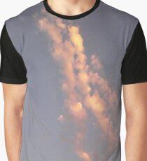 Cloud Streaks Graphic T-Shirt