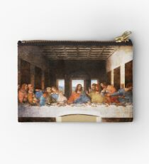 The Last Supper by Leonardo Da Vinci Studio Pouch