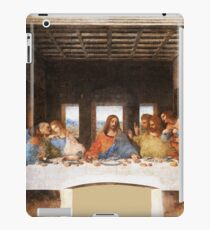 The Last Supper by Leonardo Da Vinci iPad Case/Skin