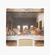 The Last Supper by Leonardo Da Vinci Scarf
