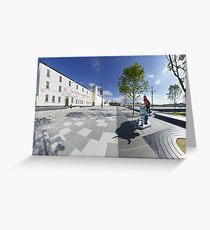 Let it be LegenDerry Greeting Card
