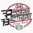 usa new york  by rogers bros by usanewyork