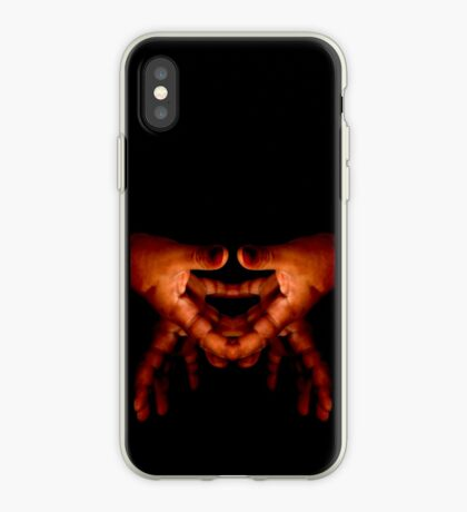 spiderfingers iPhone Case