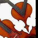 violin magic by tinncity
