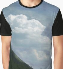 Clouds over Crawford Graphic T-Shirt