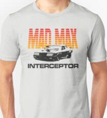 MAD MAX - INTERCEPTOR (SUNSET) T-Shirt