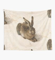 Young Hare by Albrecht Durer Wall Tapestry