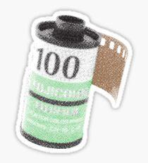 analog time Sticker