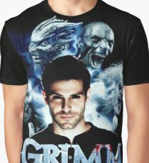 Nick, the Grimm Graphic T-Shirt