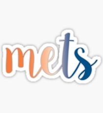 Mets Sticker