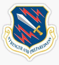 21st Space Wing, USAF, Crest Sticker