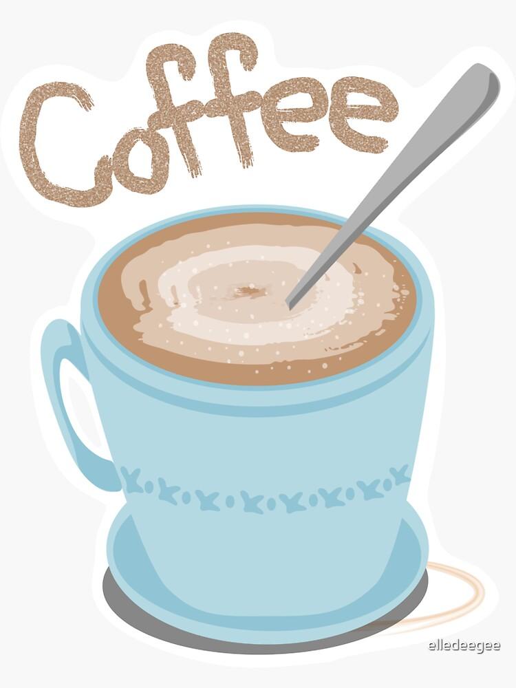 Coffee Blues by elledeegee