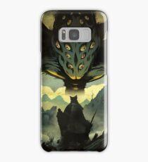 AMYGDALA THE NIGHTMARE FRONTIER Samsung Galaxy Case/Skin