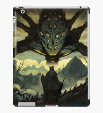 AMYGDALA THE NIGHTMARE FRONTIER iPad Case/Skin