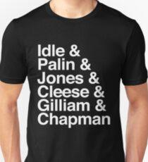 Monty Python Super-fan Unisex T-Shirt