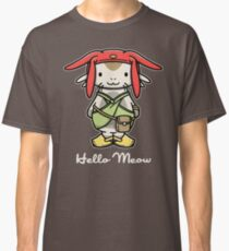 'ello Meow Classic T-Shirt