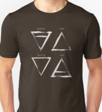 Elements Symbols - Silver Edition T-Shirt